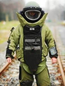 The 6 steps to bomb disposal in Ireland