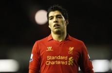 I'm going nowhere, insists Liverpool striker Luis Suarez