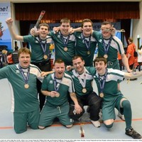 VIDEO: Ireland's Floorball stars in action at Special Olympics World Winter Games in South Korea
