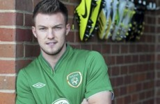 Anthony Pilkington and Aiden McGeady out of Ireland squad for Poland game