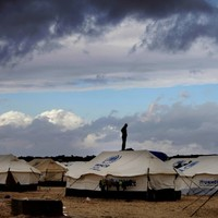 A day in the life of a Syria refugee