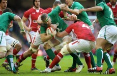 'Zonked' -- Heaslip hails team effort after leaving it all on the field in Cardiff