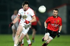 Tyrone out-fight Down as both sides finish with 14 men in Newry