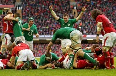 VIDEO: Relive Ireland's pulsating win over the Welsh