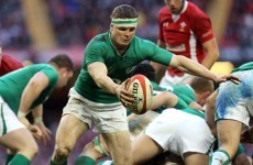 'I wish somebody had left O'Driscoll in Ireland' - Shaun Edwards