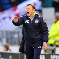Dickov is off: Giantkiller Paul steps down as Oldham boss