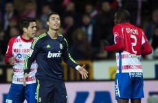 VIDEO: Ronaldo O.G a novel approach to beating Messi's goals record