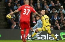 Have you seen the two golazos from Man City v Liverpool?