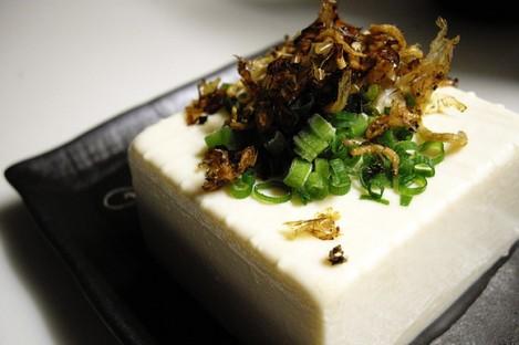 Tofu: 'Temple cuisine' keeps it simple.