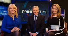 Pics, video: New look Prime Time starts on RTÉ One tonight
