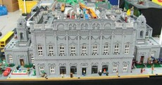 Lego Heuston Station Pic of the Day