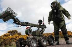Viable homemade explosive found on grounds of Dublin school