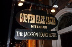 Er, were you in Coppers on 28 December? Did you meet an American girl?
