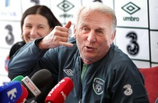 Trapattoni hits back at Harte criticism