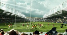 Snapshot: Check out what the redeveloped Provincial Stadium in Belfast will look like