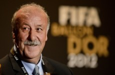Del Bosque: Doping in football is a subject I prefer to ignore