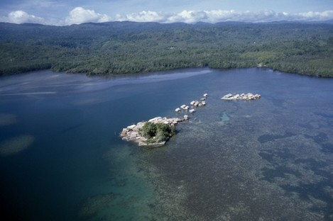 File photo of Melanesia Solomon Islands.