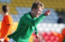 O'Brien on the double as Ireland U21s beat Netherlands