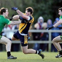 VIDEO: Michael Murphy hits 9 points for DCU in Sigerson opener