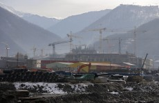 Reports of migrant worker abuses at Sochi Olympic sites