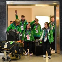 Heroes' welcome for Team Ireland after successful Special Olympics World Winter Games