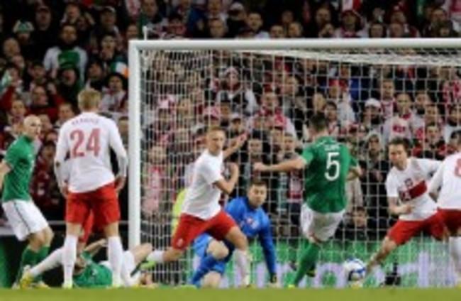As it happened: Ireland v Poland, international friendly
