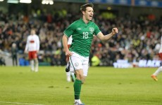 Ireland boss admits to overlooking goal hero Hoolahan in the past