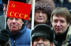 You had it last... Original document which detailed breakup of USSR missing