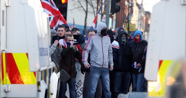 Timeline: How the flags drama unfolded in Northern Ireland
