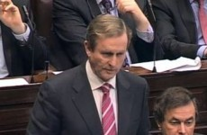 In full: 'The annual promissory note payments are gone' - Enda Kenny