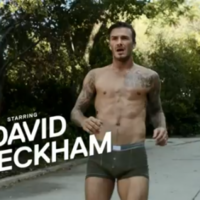 VIDEO: David Beckham stars in new Guy Ritchie-directed H and M commercial