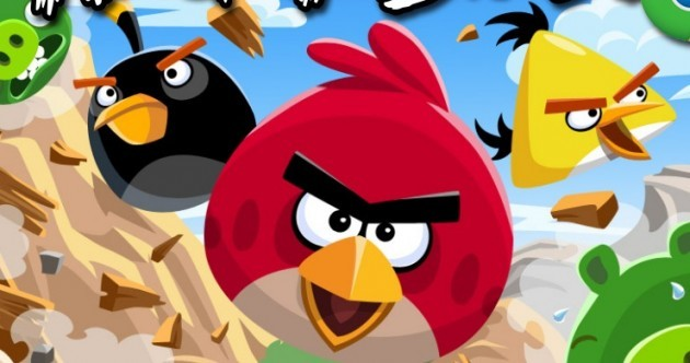Weird Wide Web: Angry Birds cartoon, dirty screens and 'sextortion'