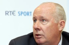 Opinion: Liam Brady is the ideal eventual successor to Trap
