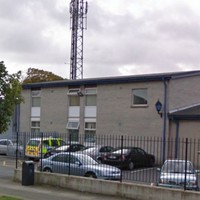Man arrested and firearms seized in Dublin search