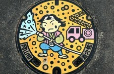 The beautiful art of... Japanese manhole covers