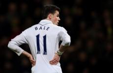 VIDEO: Gareth Bale's stunning free-kick v Newcastle