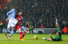 VIDEO: Hart howler helps Southampton to win over champions