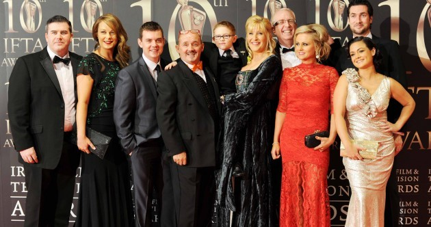 Creative talent gathers in Dublin for the 10th Annual Irish Film & Television Awards