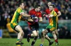 Division 1 FL: Murphy and Donegal show class to down Mournemen