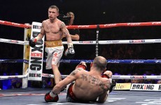 Night of the Jackal as Carl Frampton claims European title