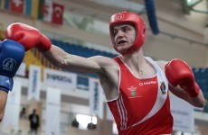 Win for Nolan at National Championships but O'Neill goes down to Quigley