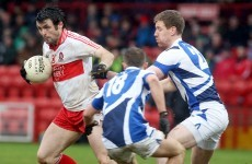 Division 2 FL: Wins for Derry and Westmeath