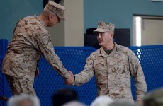 New NATO commander takes the helm in Afghanistan