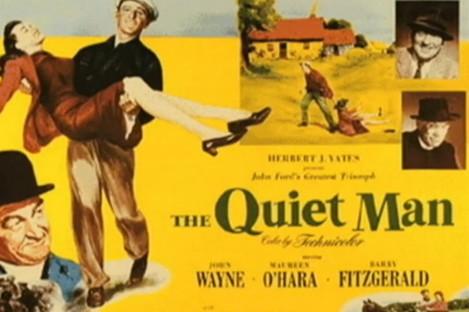The Quiet Man film poster