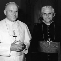 In pictures: From Cardinal Ratzinger to Pope Benedict XVI