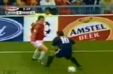 Man Utd v Real Madrid: How to nut-meg Luis Figo in 8 steps... if you're John O'Shea