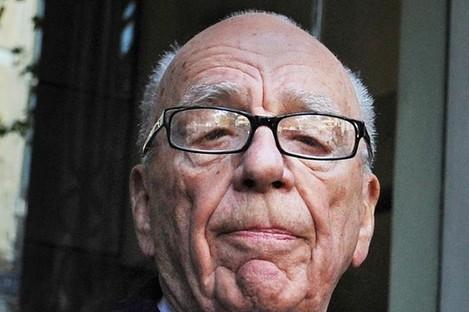 File photo of Rupert Murdoch
