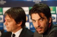 Buffon - Juventus don't fear Celtic roar