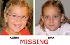 Interpol issues alert for missing twins after father found dead