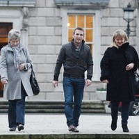 Magdalenes 'absolutely delighted' after meeting with Kenny and Gilmore